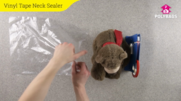 How to use Vinyl Tape Neck Sealer
