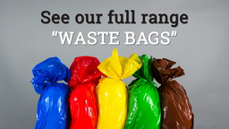 Watch a short video about our Waste Bags and Sacks